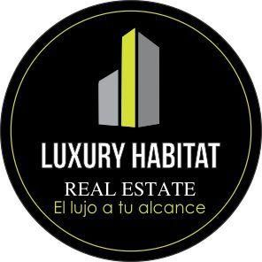 Logo de  Luxury Habitat Real Estate Mexico