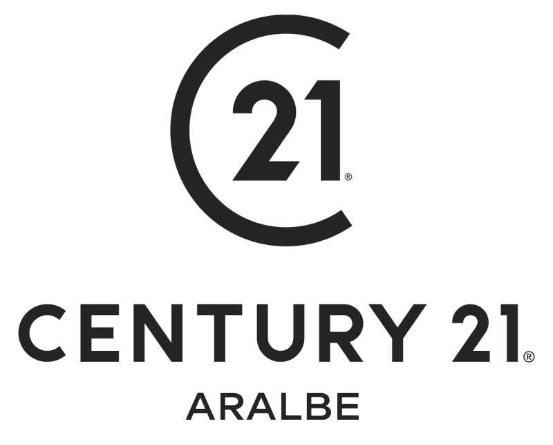Logo de  Century21 Aralbe