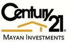 Logo de  Century 21 Mayan Investments