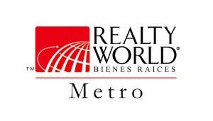 Logo de  Realty World Metro