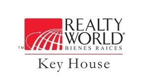 Logo de  Realty World Key House