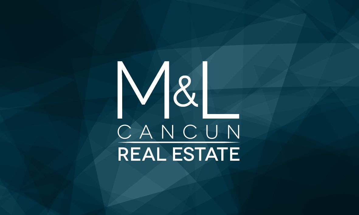 Logo de  M&l  Cancun Real Estate