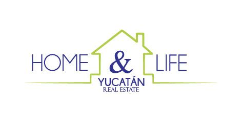 Logo de  Home And Life Yucatan