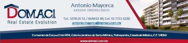 Logo de  Antonio Mayor