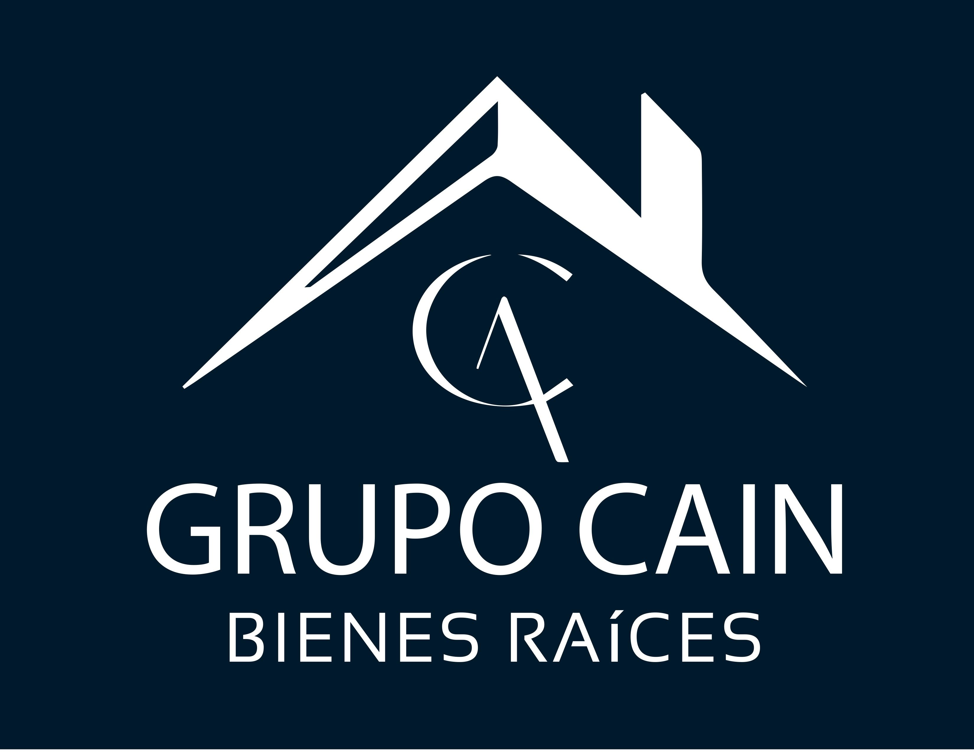 Logo de  Grupo Cain Bienes Raices