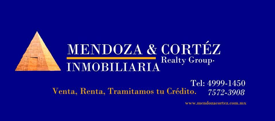 Logo de  Mendozaycortezinmobiliaria