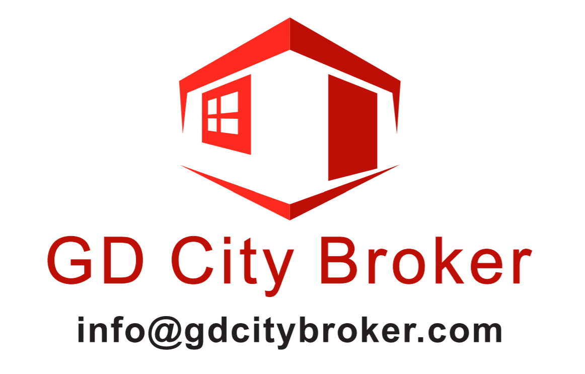 Logo de  City Broker