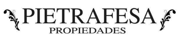Logo de  Pietrafesa Propiedades