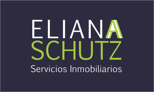 Logo de  Eliana Schutz Serv. Inmobiliarios