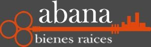 Logo de  Abana Bienes Raices
