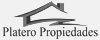 Logo de  Platero Inmobiliaria
