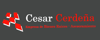 Logo de  Cesar Cerdeña Bienes Raices