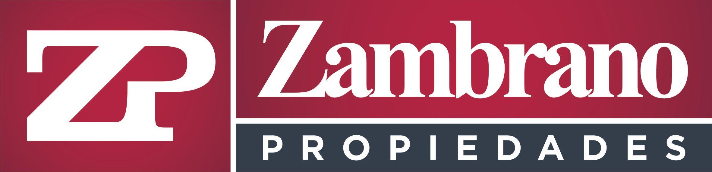 Logo de  Zambrano Propiedades
