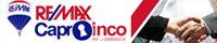 Logo de  Re/max Caproinco