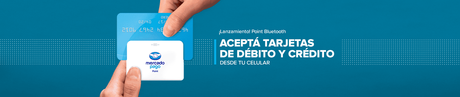 Mercado Pago Point Bluetooth