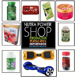 NUTRAPOWER SHOP