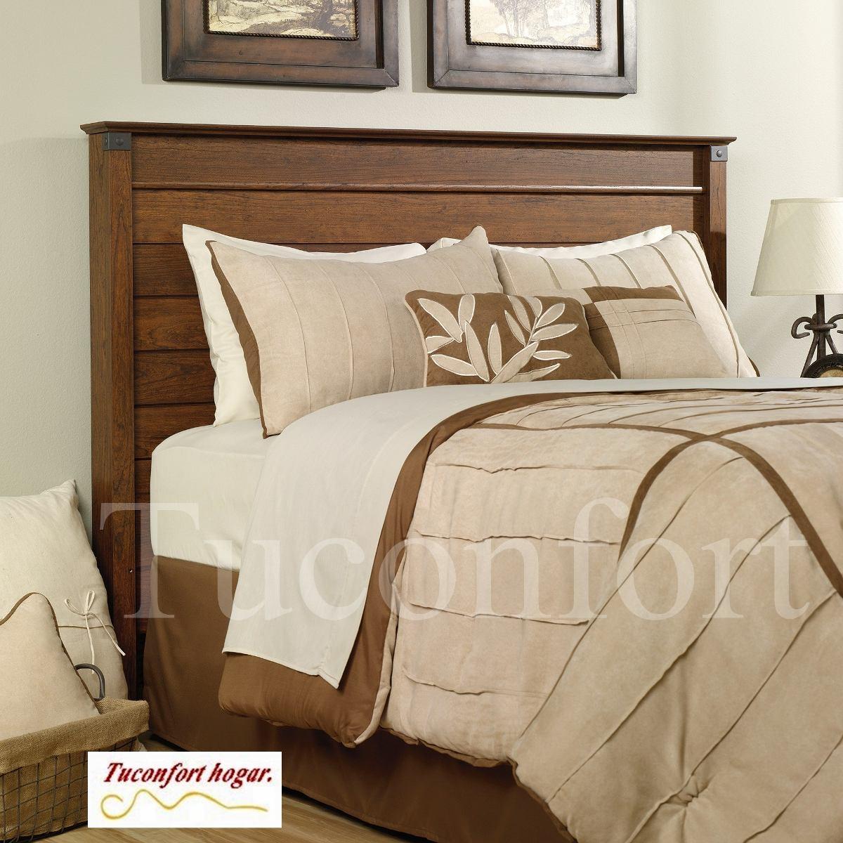 Respaldo Cabecera Sauder Dormitorio Muebles Envio Gratis - $ 10.400 ...