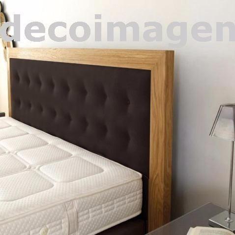 Excelente Somier Negro Con Muebles De Almacenamiento Colección de ...
