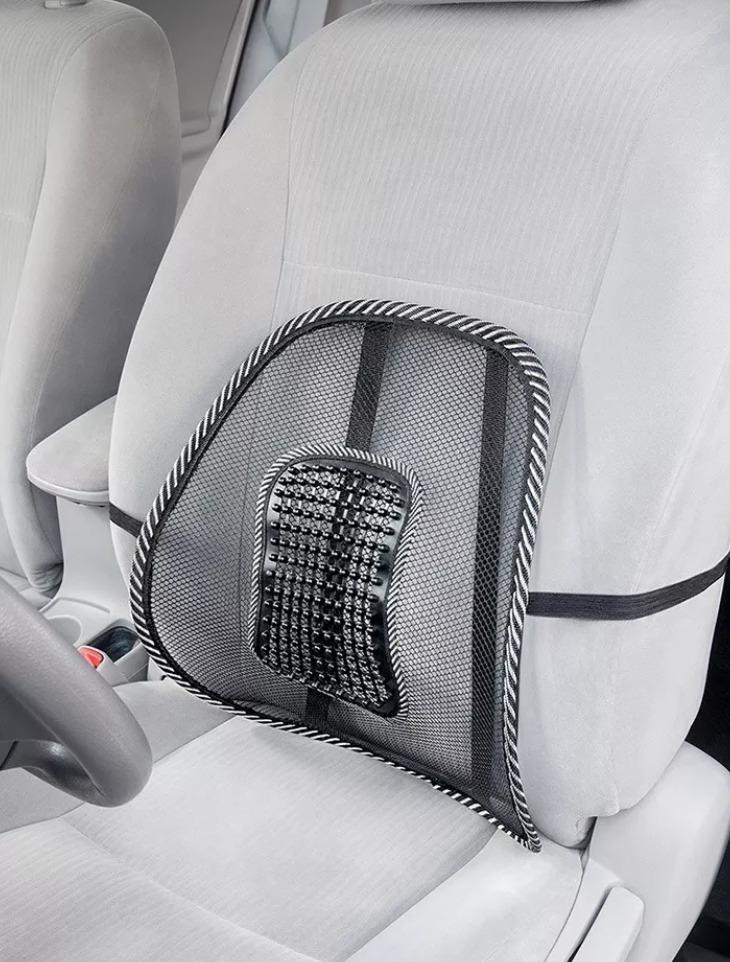 Auto Silla De Respaldo Para Lumbar Oficina Confort Asiento SMpGqUzV