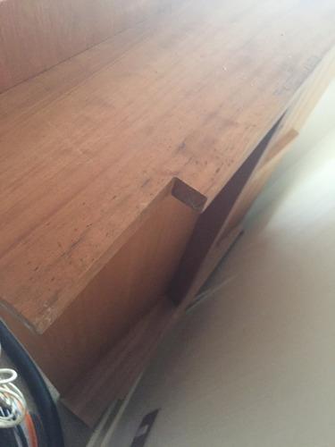 respaldo madera 2 plazas