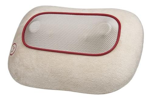 respaldo masajeador shiatsu cervical calor medisana mc 81 e