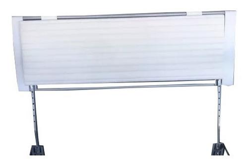 respaldo outlet cabecera p/sommier lya 160 tapizado  dormire