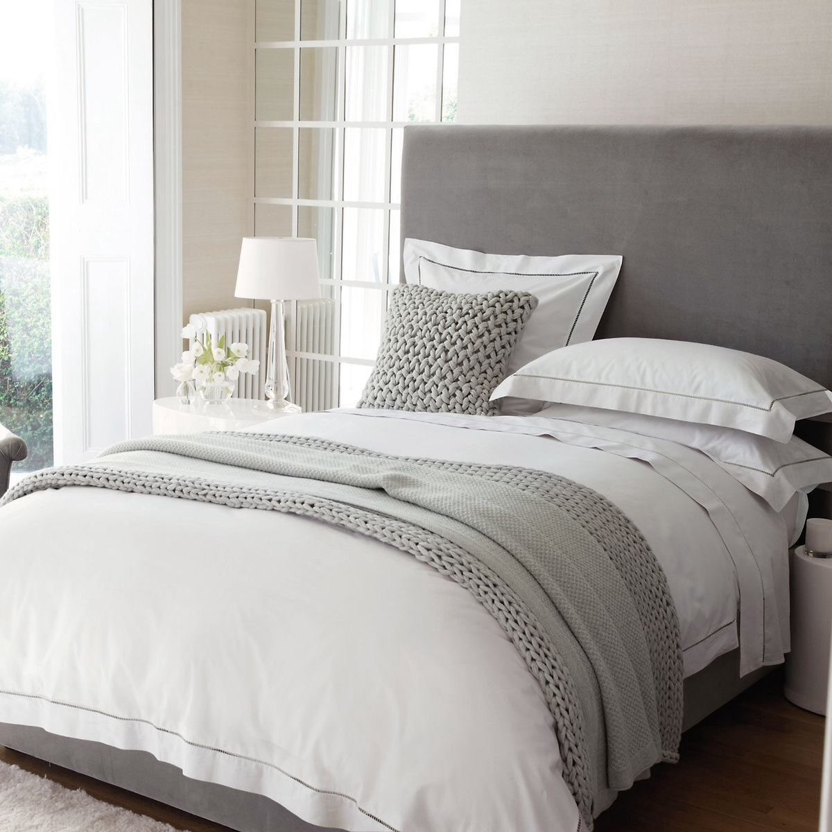 grey and white bedrooms respaldos de cama 160 000 en mercado libre 15490