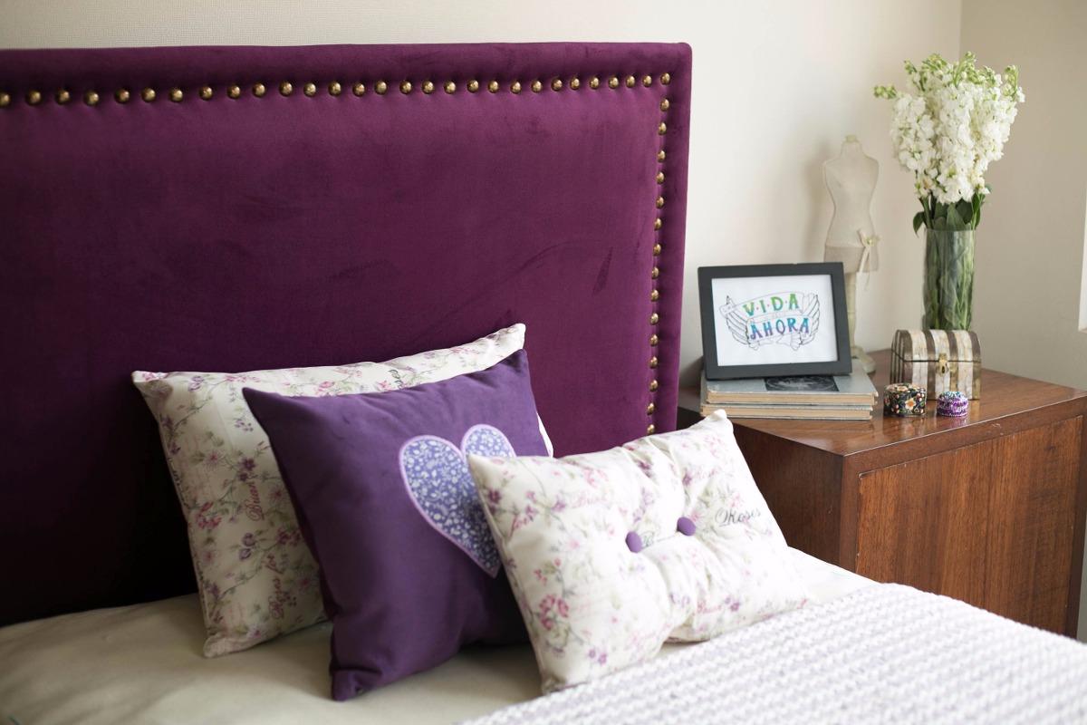 Respaldos de cama tachas en mercado libre - Respaldo para cama ...