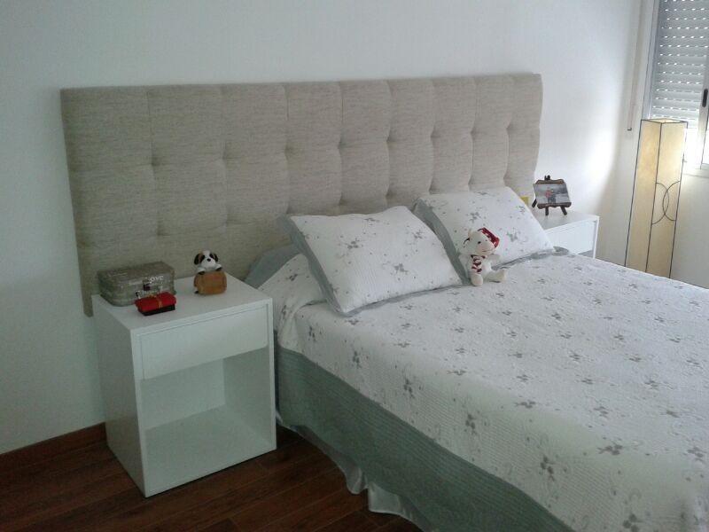 Respaldos de sommiers camas cabeceras varios modelos en mercado libre - Modelos de cabeceras de cama ...