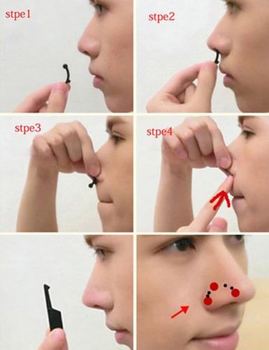 respingadores correctores nasales - unidad a $2152