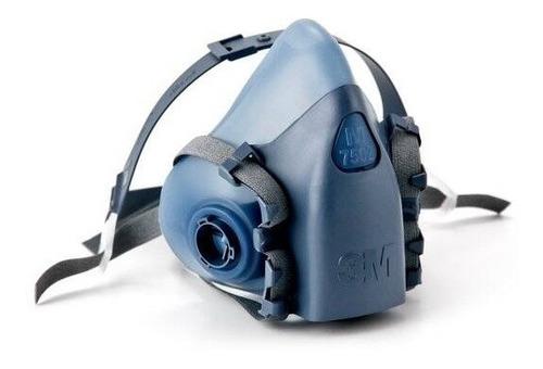 respirador 7502 3m  de silicona en oferta
