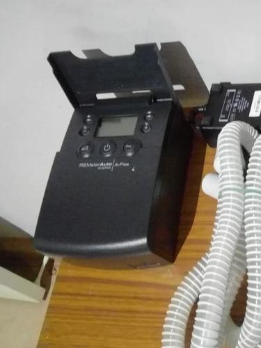 respirador cpap  remstar auto mseries sin humidificador