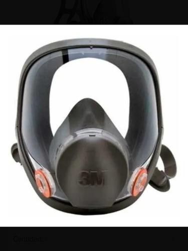 respirador full face 6800 nueva