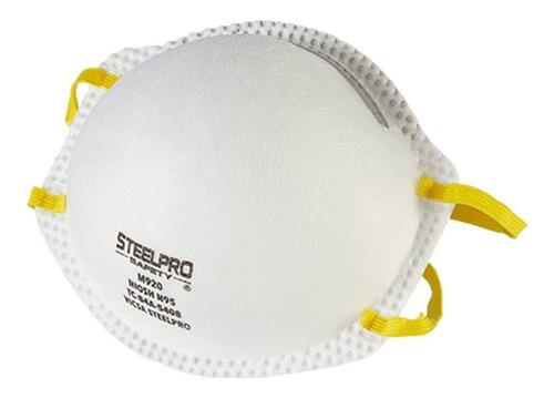respirador m920 n95 material particulado steelpro tapabocas