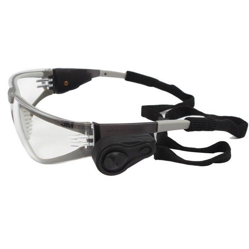 2996ece80cc64 respirador máscara 3m 6200 6001 5n11 501 + óculos com led. Carregando zoom.
