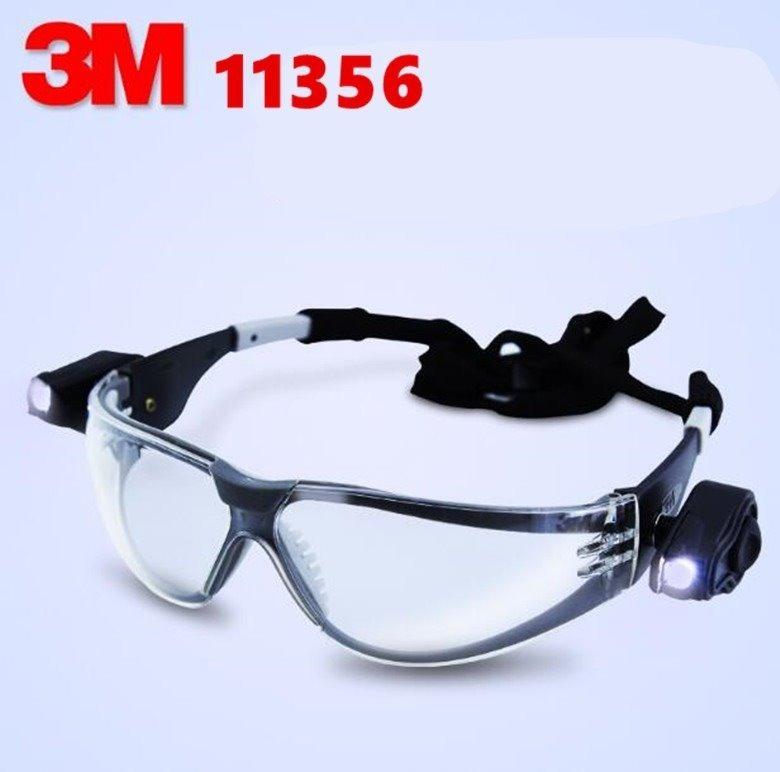 304eeff2718d1 Respirador Máscara 3m 6200 6001 5n11 501 + Óculos Com Led - R  219 ...