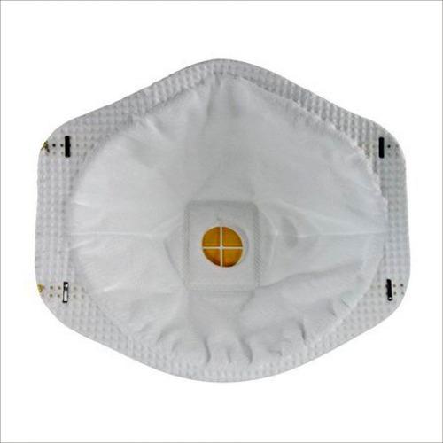 respirador mascarilla 8511 concha válvula polvos 3m 10 pieza