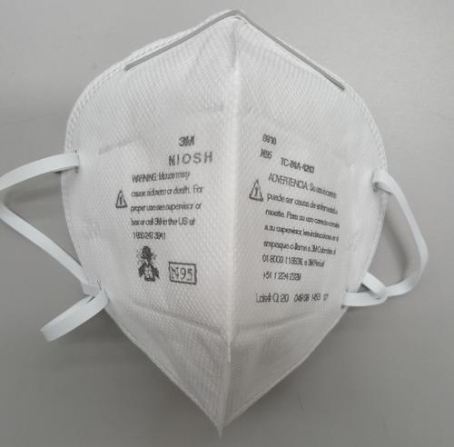respirador / mascarilla / tapabocas - 3m 9010 - n95 x und