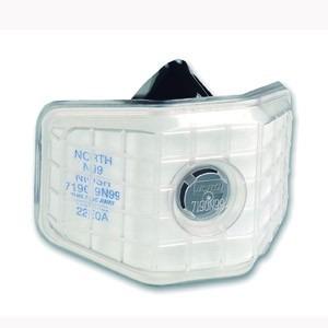 respirador para polvos y humo modelo 7190