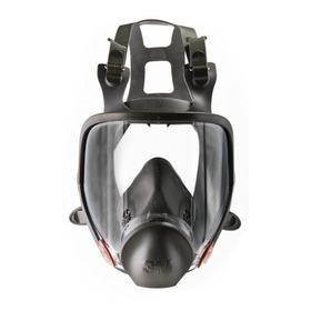 Respirador Pieza Facial Completa 3m 6800 Talle M Mascara