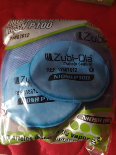 respiradores marca zubiola