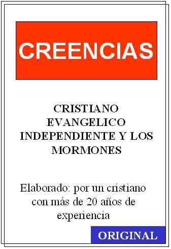 responder a iglesia de jesucristo de los santos mormones