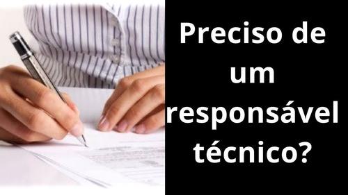 responsável técnico para provedores. cft