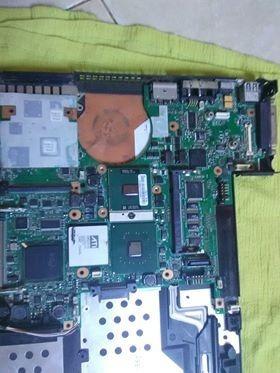 respues de laptop lenovo imb t43
