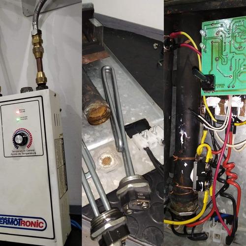 respuestos y reparación .termotronic,cbx.titan y power line