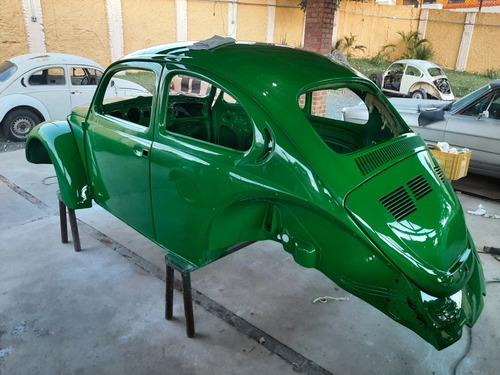 restauracao de carros antigos
