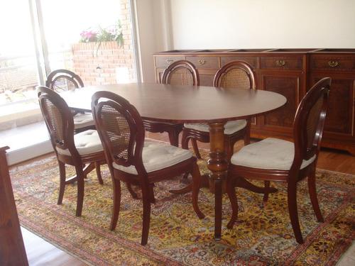 restauraciòn de muebles - lustre - retapizados - esterillado