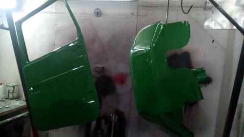 restauración de carros