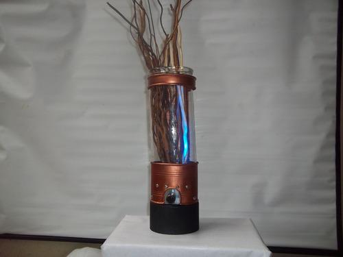 restauracion de lámparas antiguas