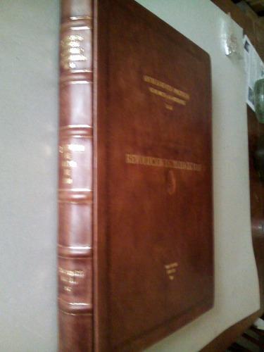 restauración de libros y encuadernación artesanal